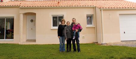 Quartiers nord de la roche sur yon le logement social for Se loger maison neuve