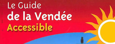 Parution du Guide de la Vendée Accessible