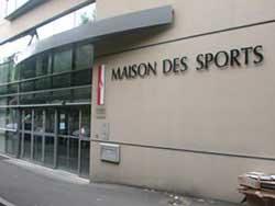"""Résultat de recherche d'images pour """"maison des sports"""""""