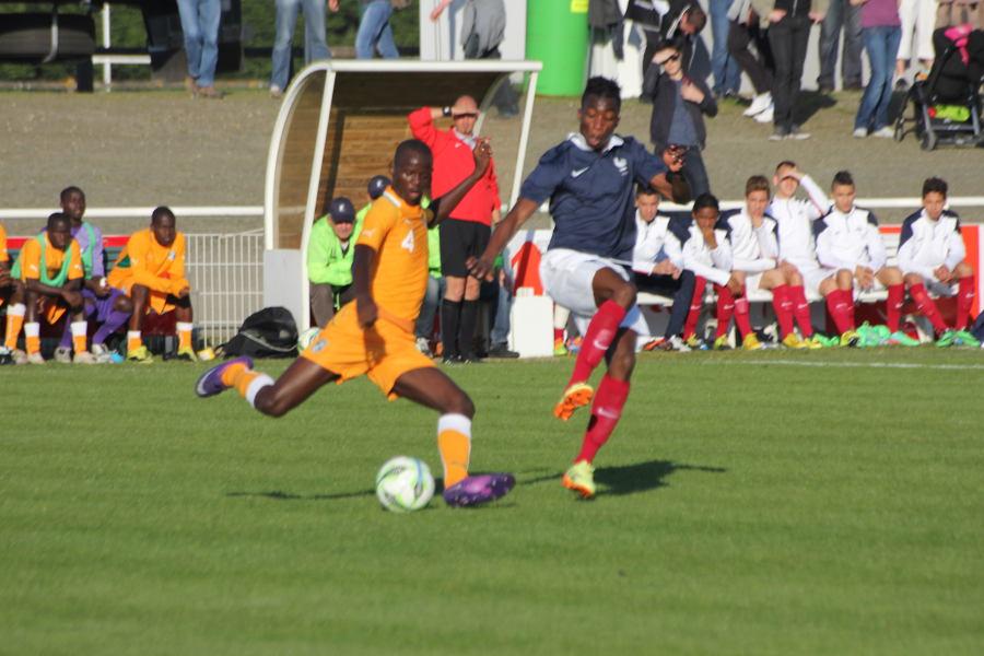 De belles équipes au Mondial Football de Montaigu - CD 85