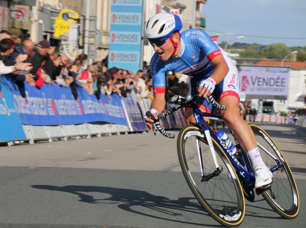 Cyclisme : Total Direct energie à la table des grands !