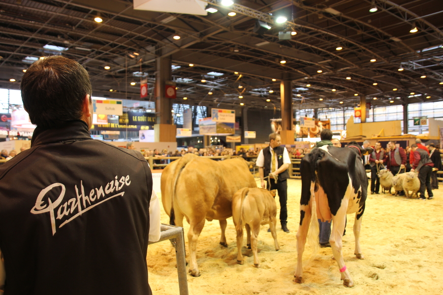 La vend e au salon de l 39 agriculture 2017 cd 85 for Salon de l agriculture porte m